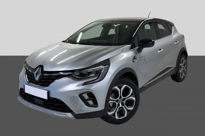 Renault CAPTUR II 1.5 BLUE DCI 115CH BUSINESS EDC Diesel GRIS CLAIR Occasion à vendre