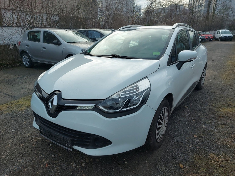 Renault CLIO IV ESTATE 1.2 TCE 120CH ENERGY LIMITED EDC EURO6 2015 Essence BLANCHE Occasion à vendre